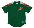 "Seattle Supersonics Mitchell & Ness NBA Men's ""Winning Team"" Mesh Jersey Shirt"