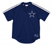 "Dallas Cowboys Mitchell & Ness NFL Men's ""Winning Team"" Mesh Jersey Shirt"