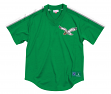 "Philadelphia Eagles Mitchell & Ness NFL Men's ""Winning Team"" Mesh Jersey Shirt"