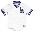 "Los Angeles Dodgers Mitchell & Ness MLB Men's ""Team Win"" Mesh Jersey Shirt"