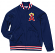 "California Angels Mitchell & Ness MLB Men's ""Top Prospect"" Full Zip Track Jacket"