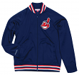"Cleveland Indians Mitchell & Ness MLB Men's ""Top Prospect"" Full Zip Track Jacket"