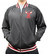 "Chicago Bulls Mitchell & Ness NBA Men's ""Top Prospect"" Full Zip Track Jacket"
