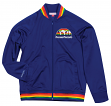 "Denver Nuggets Mitchell & Ness NBA Men's ""Top Prospect"" Full Zip Track Jacket"