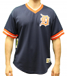 "Detroit Tigers Mitchell & Ness MLB Men's ""Game Winner"" Mesh Jersey Shirt"