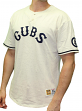 "Chicago Cubs Mitchell & Ness MLB ""The Victory"" Short Sleeve Henley Shirt"