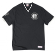 "Brooklyn Nets Mitchell & Ness NBA ""Win"" Vintage Premium T-Shirt"