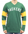 "Green Bay Packers Mitchell & Ness NFL ""Field Goal"" Men's Heavyweight L/S Shirt"