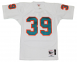 Larry Csonka Miami Dolphins Mitchell & Ness Authentic 1972 NFL Jersey - Small/36