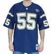 Junior Seau San Diego Chargers Mitchell & Ness Authentic 1994 Jersey - 4XL/60