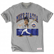 "Mike Piazza New York Mets MLB Mitchell & Ness ""Caricature"" Men's T-Shirt"