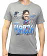 """Mike Piazza Los Angeles Dodgers MLB Mitchell & Ness """"Caricature"""" Men's T-Shirt"""