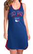 "New York Rangers Women's G-III NHL ""Making Waves"" Swimsuit Cover Up Dress"