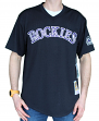 Dale Murphy Colorado Rockies MLB Mitchell & Ness Authentic BP Jersey