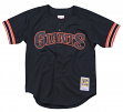 Will Clark San Francisco Giants Mitchell & Ness Authentic Button Up BP Jersey