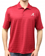 "Alabama Crimson Tide NCAA Champion ""Trophy"" Men's Textured Polo Shirt"