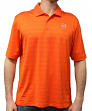 "Clemson Tigers NCAA Champion ""Trophy"" Men's Textured Polo Shirt"