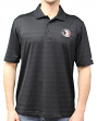 "Florida State Seminoles NCAA Champion ""Trophy"" Men's Textured Polo Shirt"