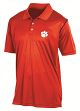 "Clemson Tigers Champion NCAA ""Playclock"" Performance Polo Shirt"