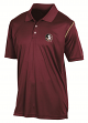 "Florida State Seminoles Champion NCAA ""Playclock"" Performance Polo Shirt"