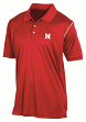 "Nebraska Cornhuskers Champion NCAA ""Playclock"" Performance Polo Shirt"