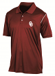 "Oklahoma Sooners Champion NCAA ""Playclock"" Performance Polo Shirt"