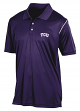 "TCU Horned Frogs Champion NCAA ""Playclock"" Performance Polo Shirt"