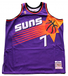 Kevin Johnson Phoenix Suns Mitchell & Ness Authentic 1996-97 Purple Jersey - 3XL