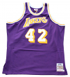 James Worthy Los Angeles Lakers Mitchell & Ness Authentic 1984-85 NBA Jersey-3XL