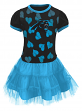"Carolina Panthers NFL ""Love to Dance"" Infant Girls Tutu Dress"