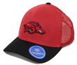 "Arkansas Razorbacks NCAA Top of the World ""Series"" Adjustable Mesh Back Hat"