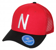 "Nebraska Cornhuskers NCAA Top of the World ""Series"" Adjustable Mesh Back Hat"