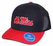 "Mississippi Ole Miss Rebels NCAA TOW ""Series"" Adjustable Mesh Back Hat"