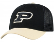 "Purdue Boilermakers NCAA Top of the World ""Series"" Adjustable Mesh Back Hat"