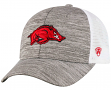 "Arkansas Razorbacks NCAA Top of the World ""Warm Up"" Adjustable Mesh Back Hat"