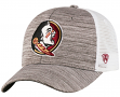 "Florida State Seminoles NCAA Top of the World ""Warm Up"" Adjustable Mesh Back Hat"