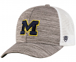 "Michigan Wolverines NCAA Top of the World ""Warm Up"" Adjustable Mesh Back Hat"