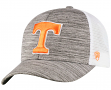 """Tennessee Volunteers NCAA Top of the World """"Warm Up"""" Adjustable Mesh Back Hat"""