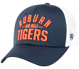 "Auburn Tigers NCAA Top of the World ""Trainer"" Adjustable Mesh Back Hat"