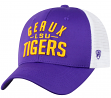"LSU Tigers NCAA Top of the World ""Trainer"" Adjustable Mesh Back Hat"