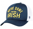 """Notre Dame Fighting Irish NCAA Top of the World """"Trainer"""" Adjustable Mesh Back Hat"""