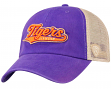 "Clemson Tigers NCAA Top of the World ""Club"" Adjustable Mesh Back Hat"