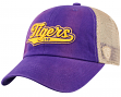 "LSU Tigers NCAA Top of the World ""Club"" Adjustable Mesh Back Hat"