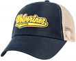 "Michigan Wolverines NCAA Top of the World ""Club"" Adjustable Mesh Back Hat"