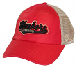 "Nebraska Cornhuskers NCAA Top of the World ""Club"" Adjustable Mesh Back Hat"