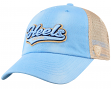 "North Carolina Tarheels NCAA Top of the World ""Club"" Adjustable Mesh Back Hat"