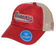 "Oklahoma Sooners NCAA Top of the World ""Club"" Adjustable Mesh Back Hat"