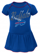 "Buffalo Bills NFL ""Dazzled"" Infant Girls Bodysuit Dress"