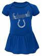 "Indianapolis Colts NFL ""Dazzled"" Infant Girls Bodysuit Dress"