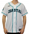 Coastal Carolina Chanticleers Under Armour NCAA Men's Baseball Jersey - White